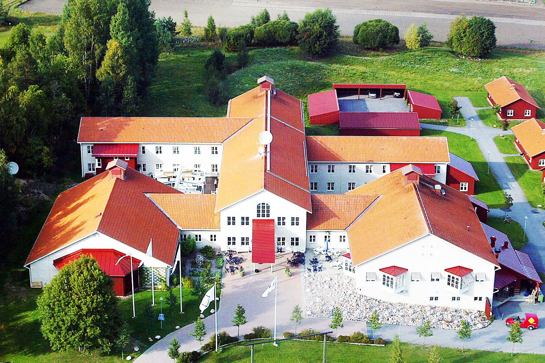 Vinter på Högbo Brukshotell (1 av 13)