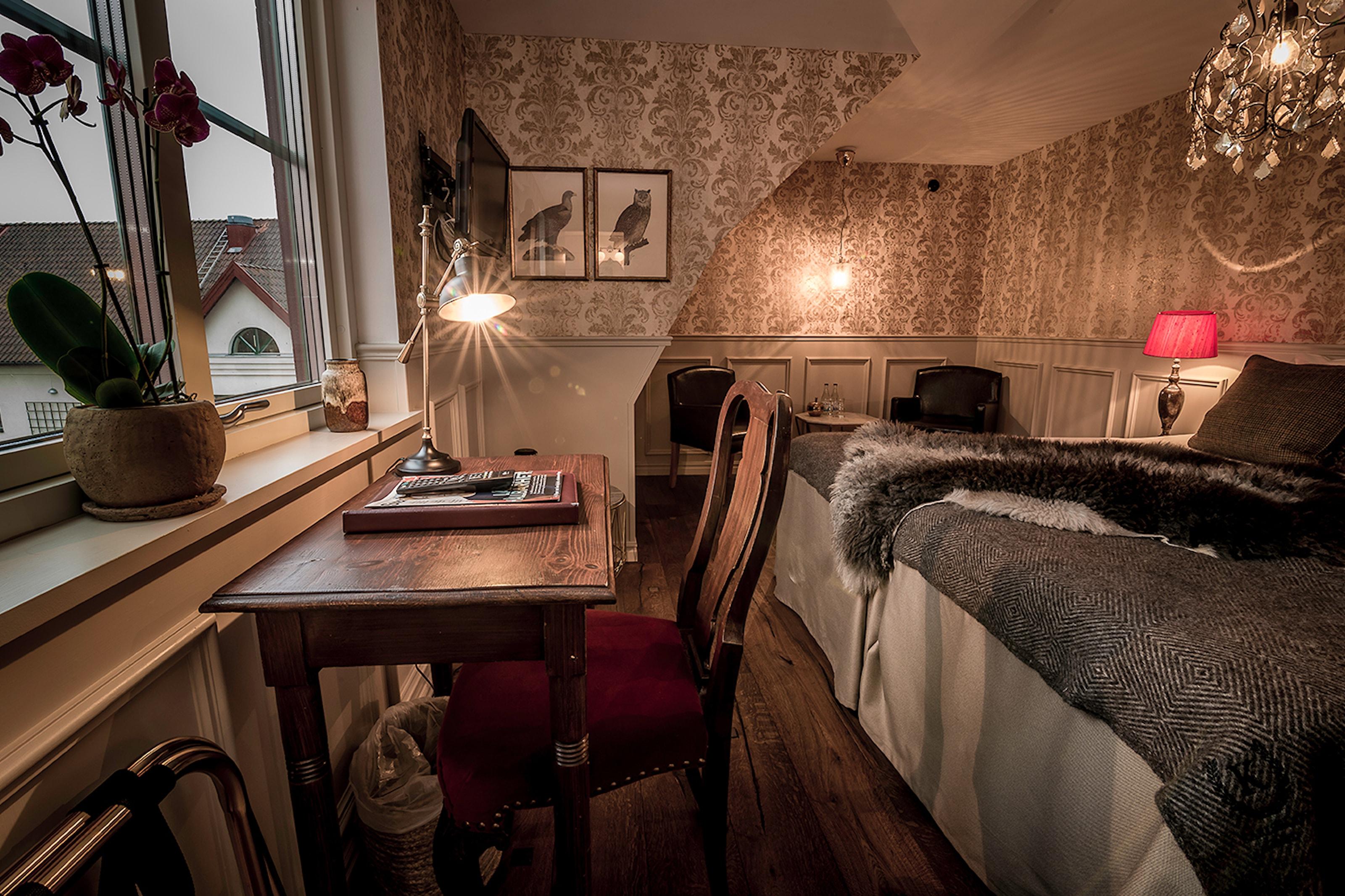 Brösarps Gästgifveri & Spa för 2, övernattning och frukost