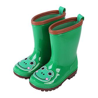 Grön, 26, Kids rain boots, Gummistövlar för barn, ,