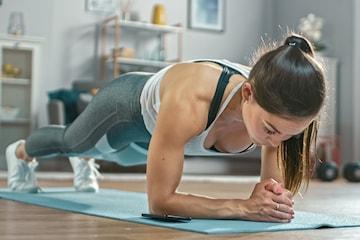 Hitta höstformen med tränings- och kostschema online