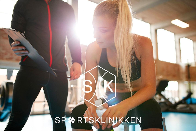 8 eller 15 timer med personlig trening hos anerkjente Sportsklinikken