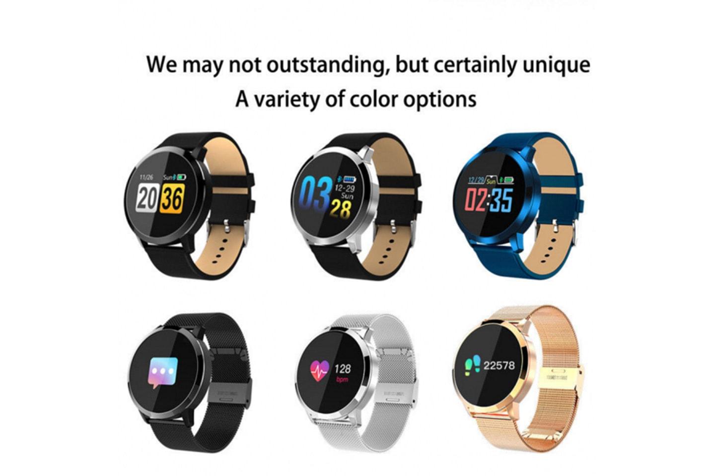 Smartwatch med Bluetooth