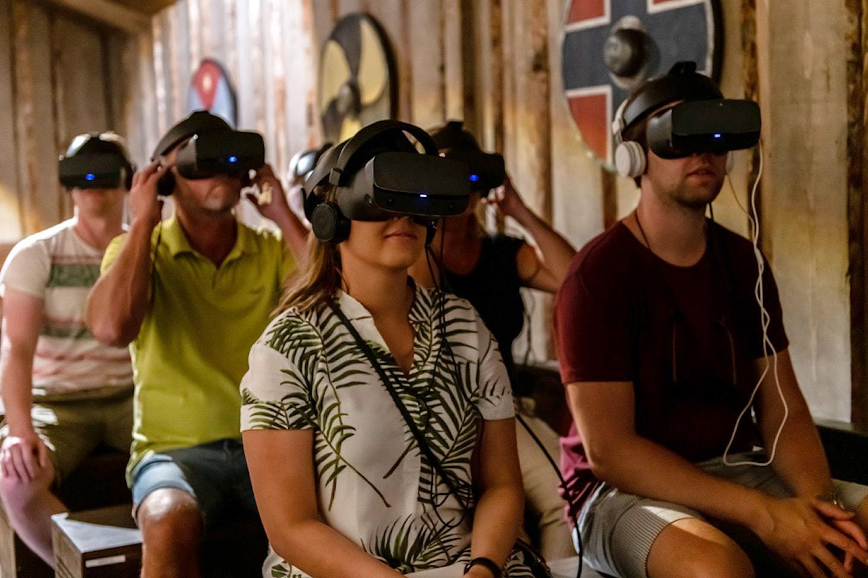 2 for1 på Viking Virtual Reality Opplevelse i Viking House