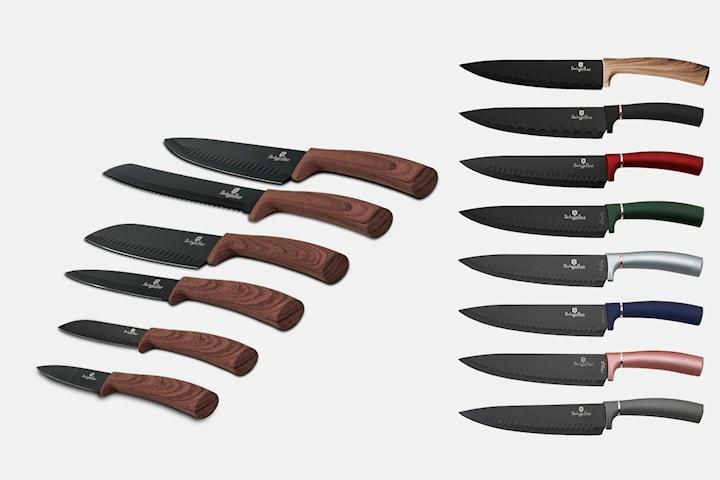 Berlinger Haus knivset 6 delar