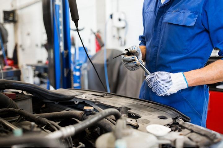 Felsökning och diagnos av bilen hos Expert bilvård