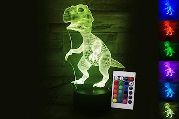 Dinosaur LED-lys