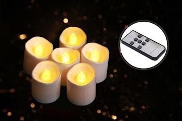 LED-kubbelys