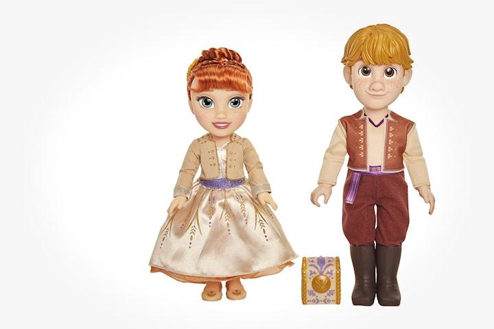 Disney Frozen 2 Anna och Kristoffer