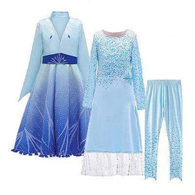 110 cm, Coat, Dress, Pant, Kappe, Kjole, Bukse, Frost-inspirerte klær,  (1 av 1)