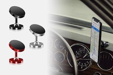 Magnetisk mobilhållare för bil