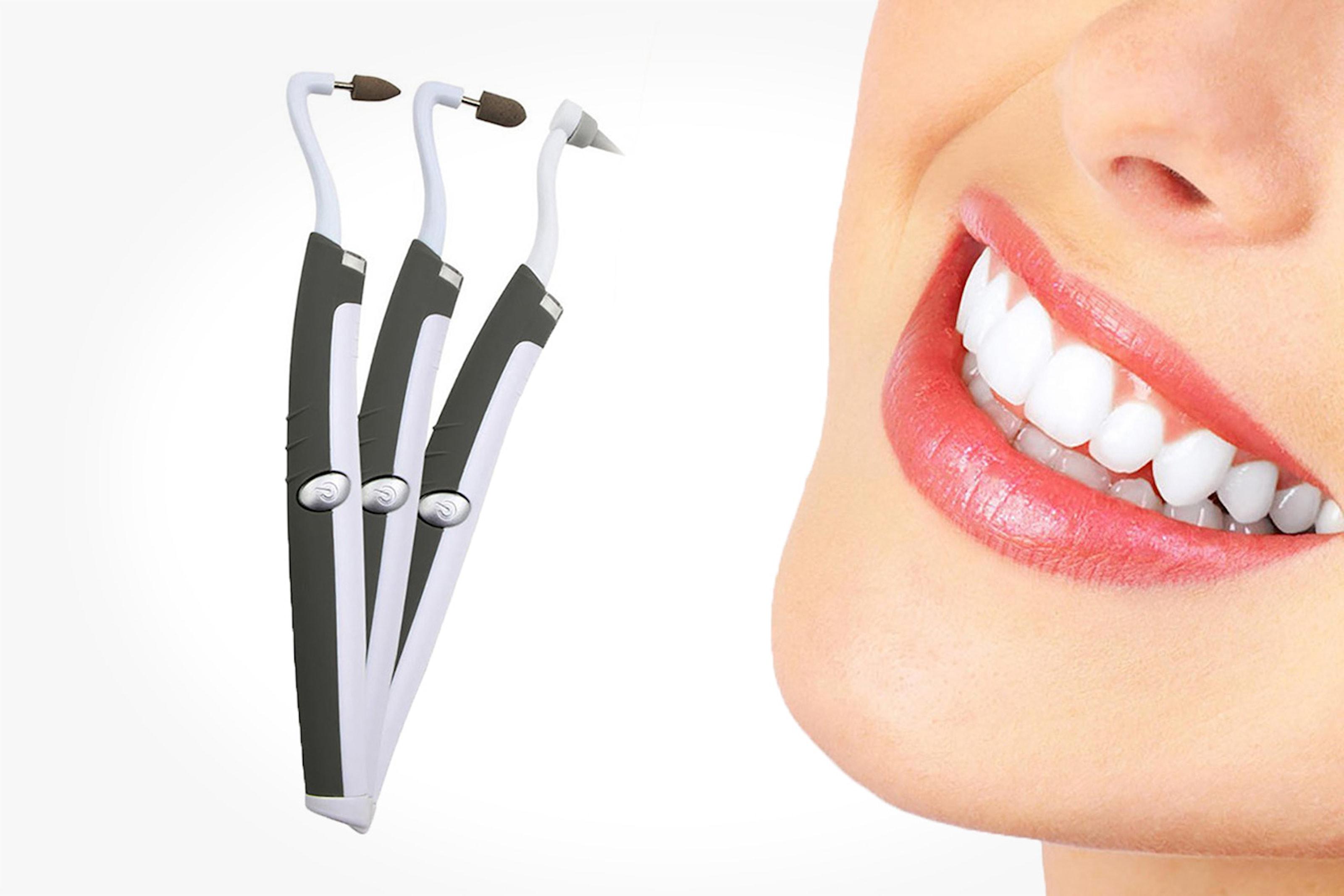 Elektronisk tannrenser