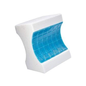 With Cooling Gel, Kudde med cooling gel, ,