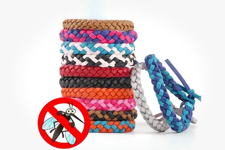 Myggarmband 10- eller 20-pack