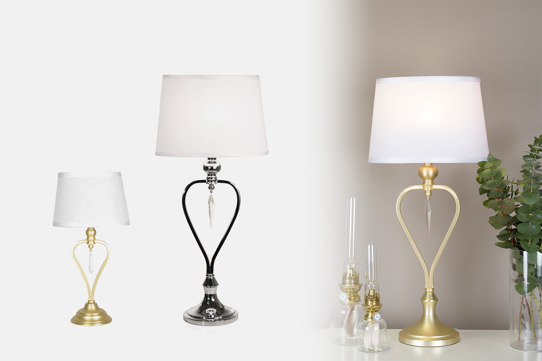 Globen Lighting Crystal eller Crystal Small bordslampa