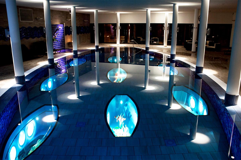 Vintermys på Kosta Boda Art Hotel