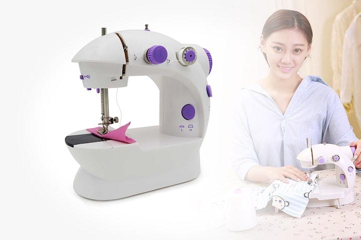 Symaskin i miniformat