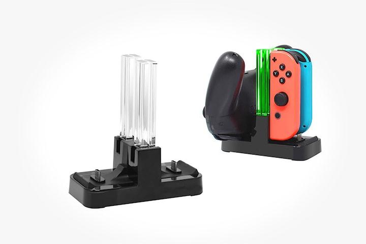 Laddningsstation till Nintendo Switch