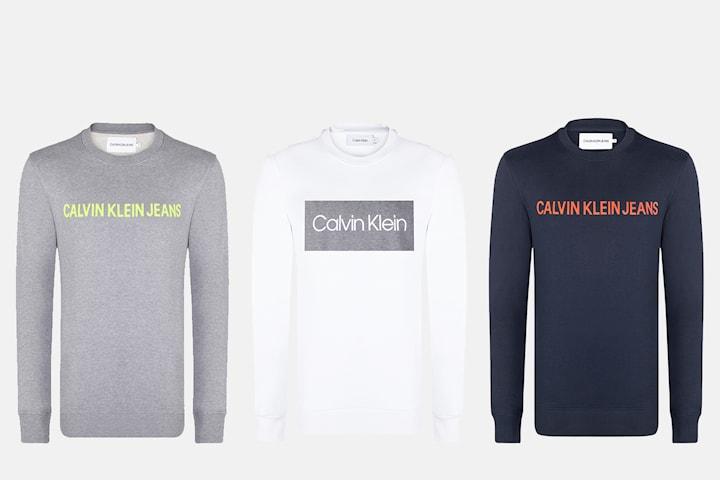 Calvin Klein tröja herrmodell
