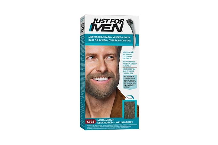 Just For Men Moustache & Beard - Medium Brown M35