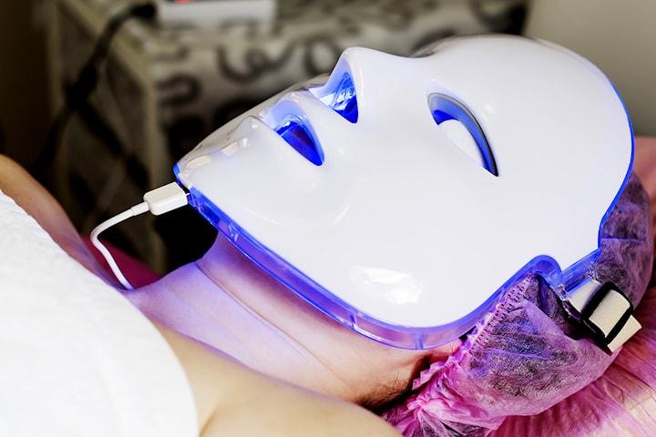 Ny hollywood trend: LED-lysterapi