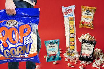 Stor popcornlåda