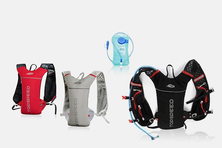 Lättviktsryggsäck 5L till träning