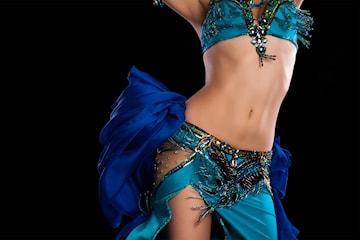 Kurs i magdans eller hula-dans