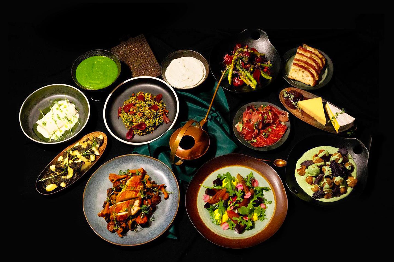 Takeaway! Spennende tapasmeny med eksklusive råvarer fra nyåpnede Modern Catering (1 av 9)