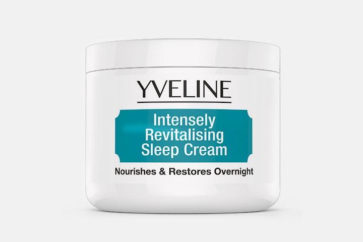 Yveline Intensely Revitalising Sleep Cream 100 ml