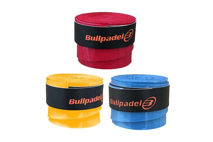 Bullpadel, 3x Grepstape - Selges Tilfeldig