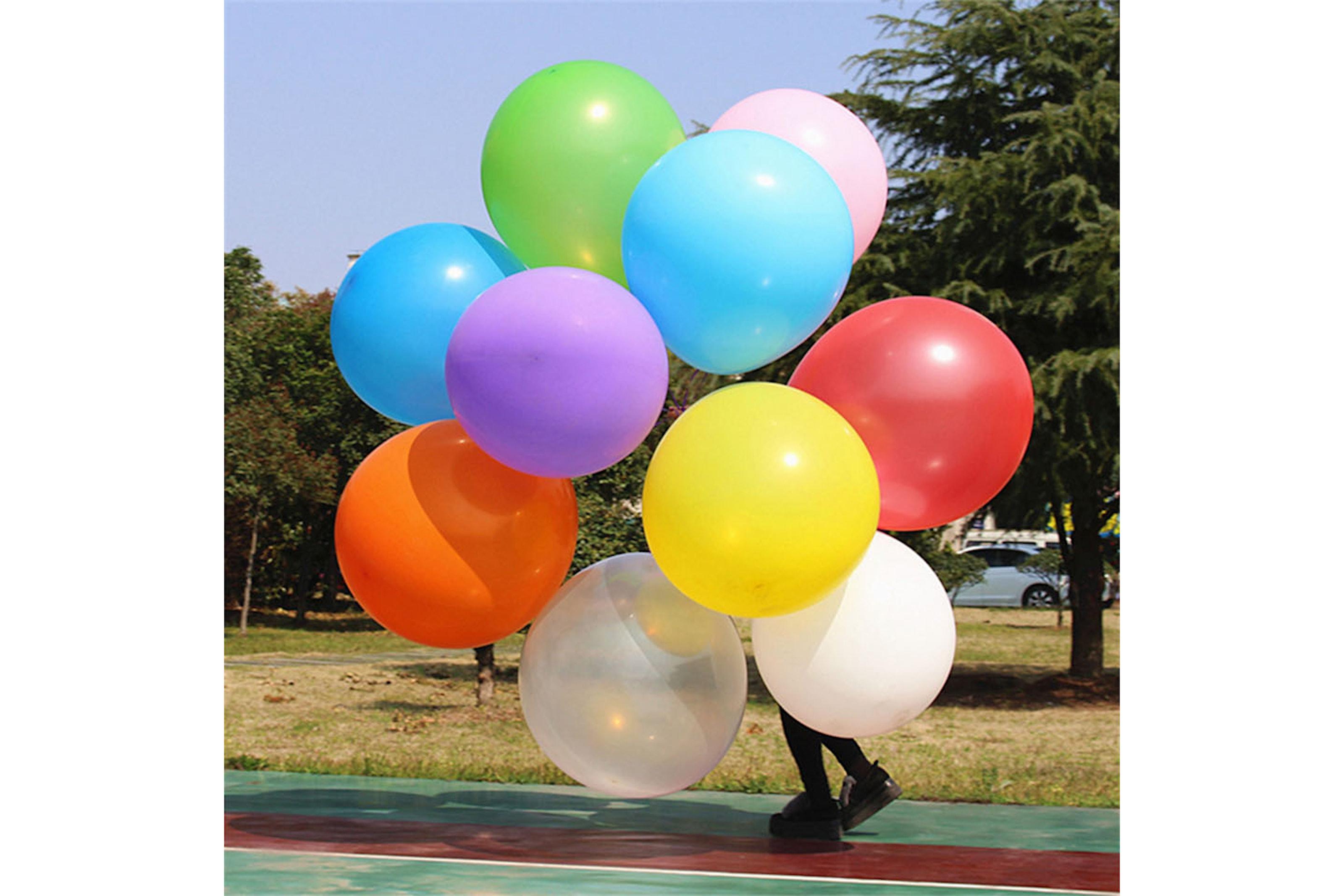 12-pack jätteballonger