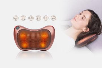 Shiatsu massagekudde