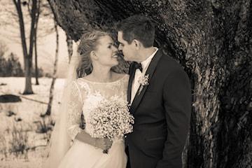 Bryllupsfotografering med fotograf Rildå, gyldig til august 2020