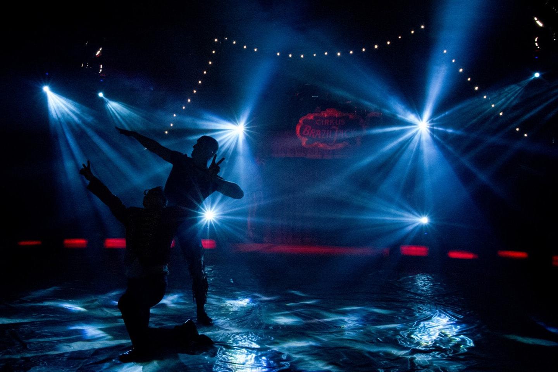 Biljetter till Cirkus Brazil Jacks djurfria föreställning