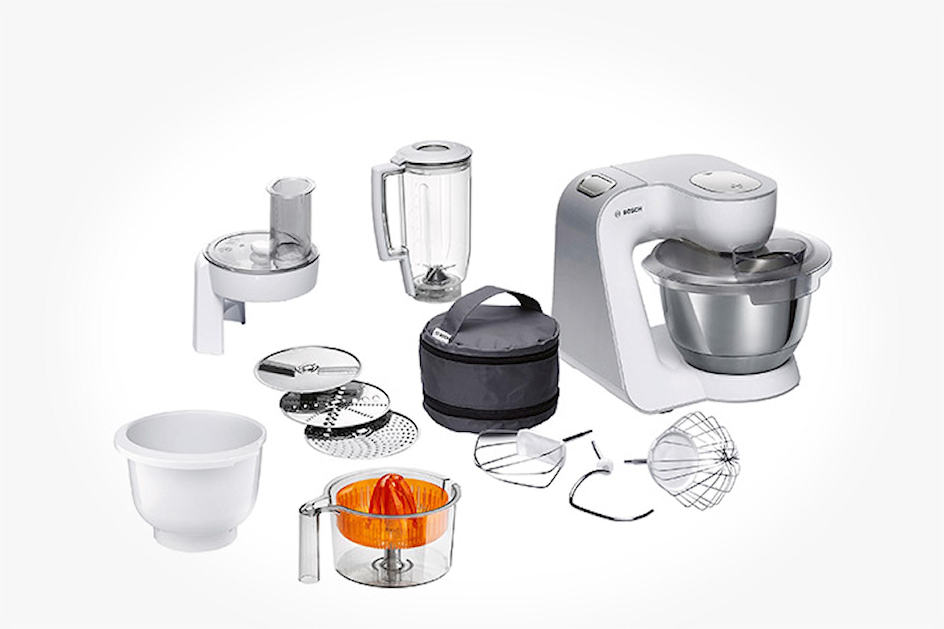 Kraftfull köksmaskin från Bosch