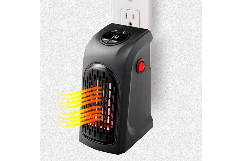 Elektrisk mini-fläkt