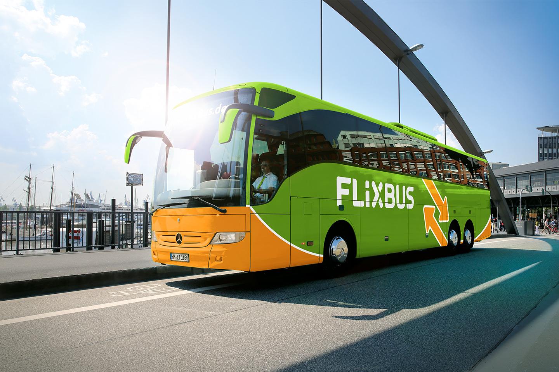 FlixBus: Res till valfri destination inom Sverige/Europa (1 av 11)