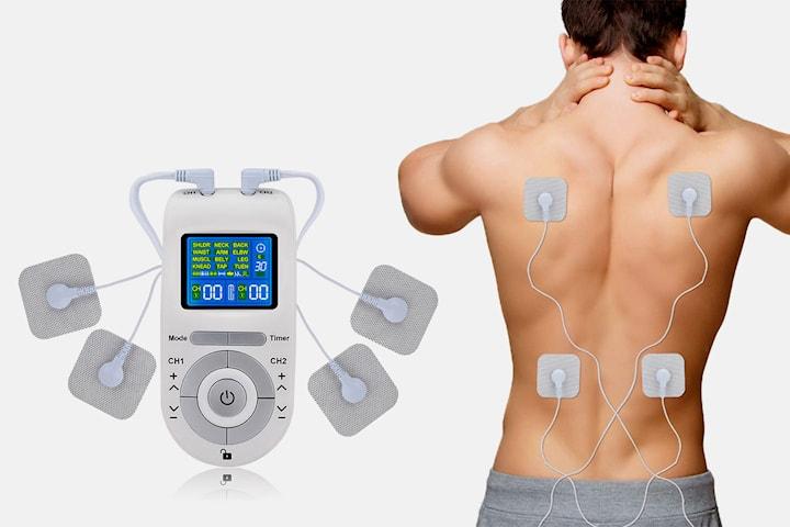 EMS-, TENS- och massageapparat