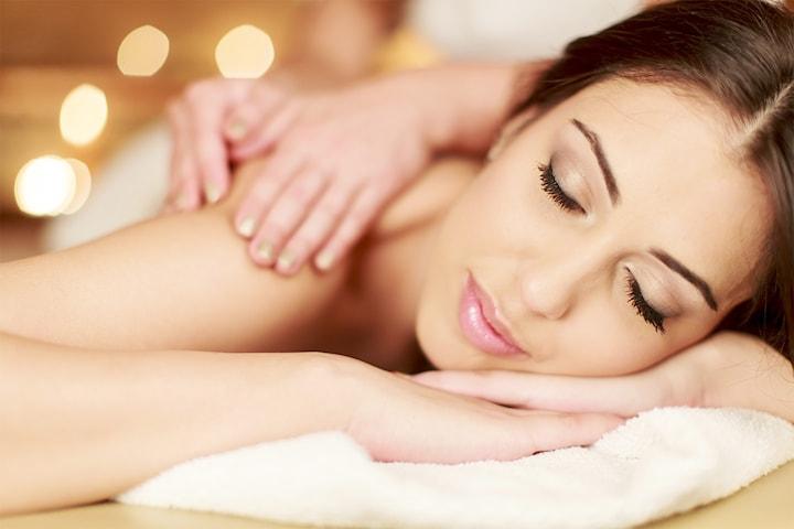 Massage hos A. Kroppsharmonie, 50 min