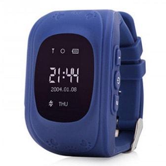 Mörkblå, Kid GPS Smart Tracker Watch, Smartwatch med GPS för barn, ,