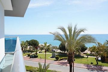 En vecka all inclusive på Arsi Enfi City Beach Hotel i Alanya
