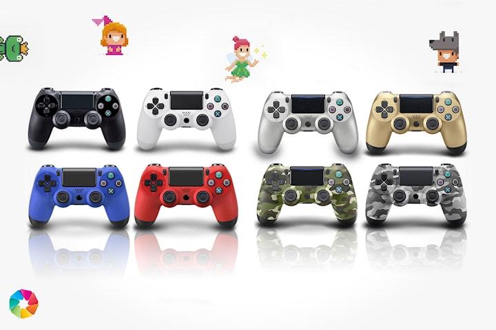Spelkontroll till PS4 och PC
