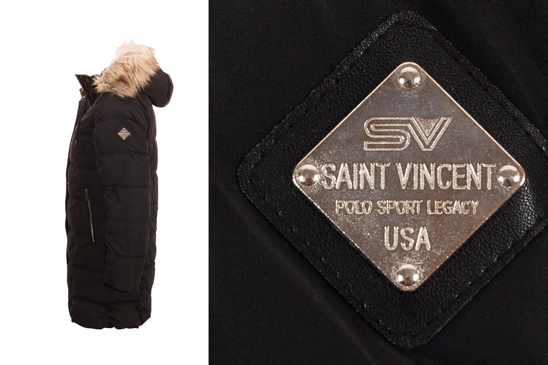 Vinterjacka från Saint Vincent