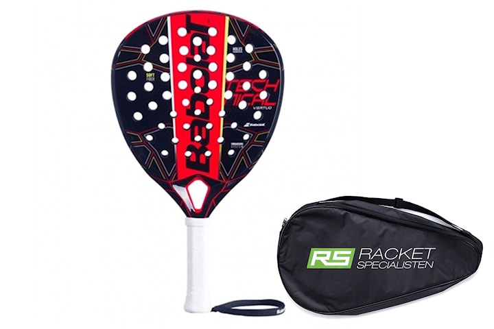 Padelracket Babolat Vertuo Technical, Ink fodral