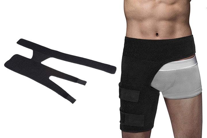 Beskyttelse for lyske og hofte