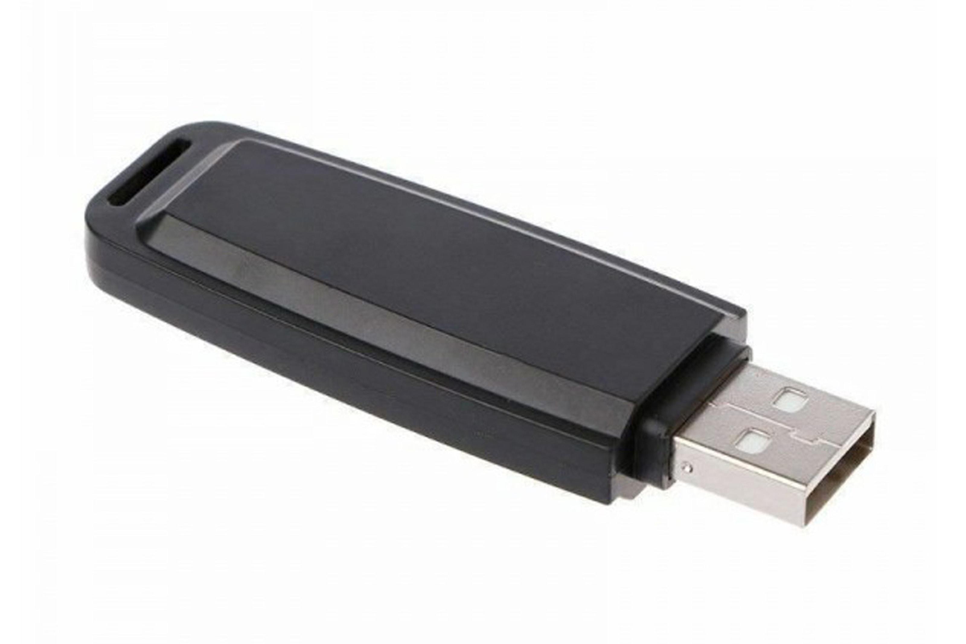 USB-minne med ljudinspelning