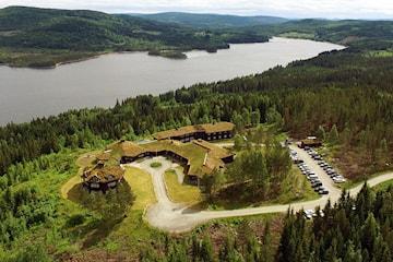 Finnskogtoppen: Spa- og wellness weekend for to personer to netter