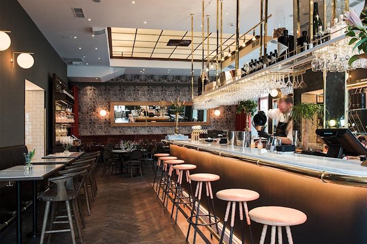 3-rätters på restaurang Teatergatan