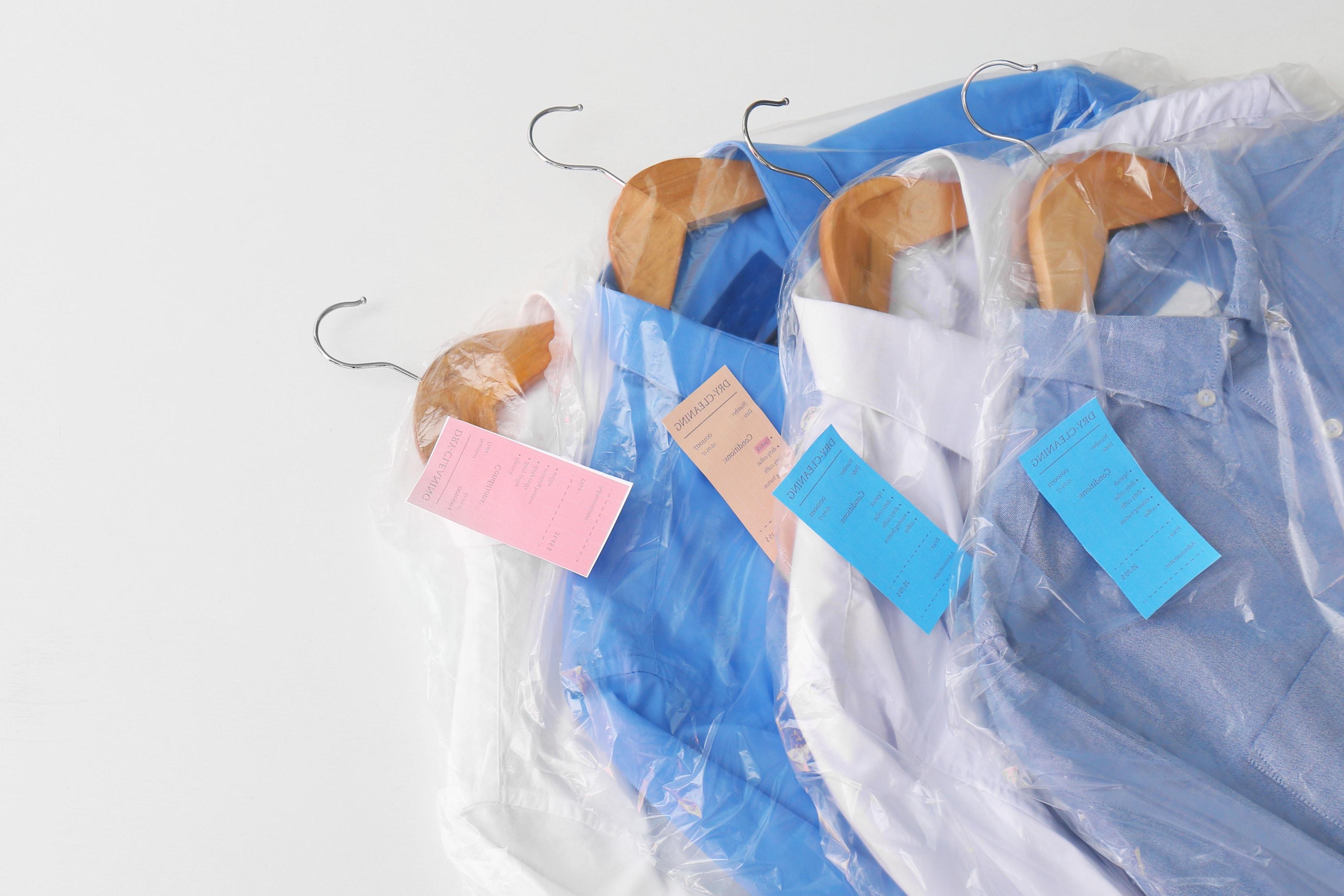 Presentkort för halva priset på kemtvätt