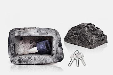 Kunstig stein for nøkkel